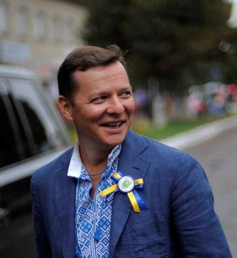 Не зовсім проста людина Олег Ляшко
