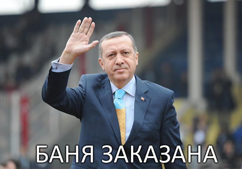 27 ноября 2015г. На этой неделе президент Эрдоган дал смачный отрезвляющий ляпас одному очень известному персонажу, одновременно вскрыв ядерно-пепельный блеф.