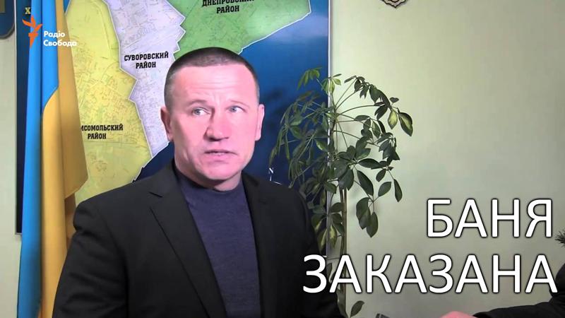 8 января 2016г. На это неделе мэр маленького украинского города А. Тулупов в интересах своих избирателей поставил на место зарвавшегося плешивого карлика